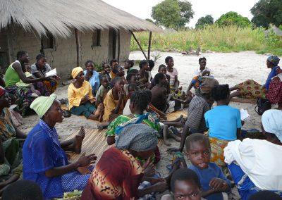 Lukolwe Women's outreach
