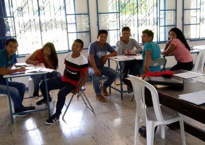 Bibelschulklasse