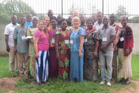 Tabea in Bangui