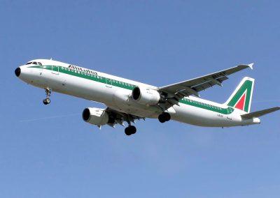 Alitalia Missionary fares
