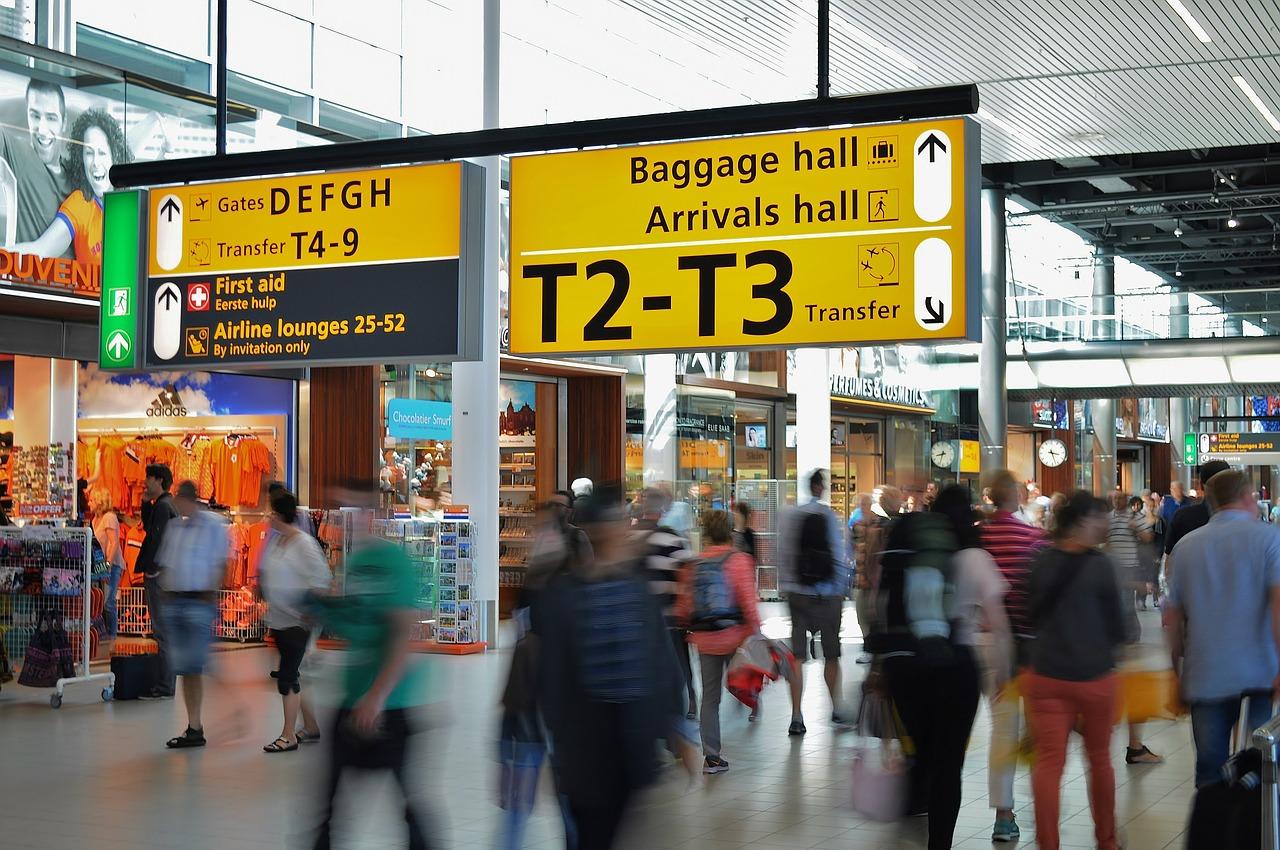 Travel checklist ticket policiy