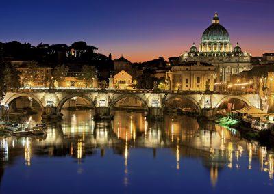 Alitalia Missionary fares-bridge