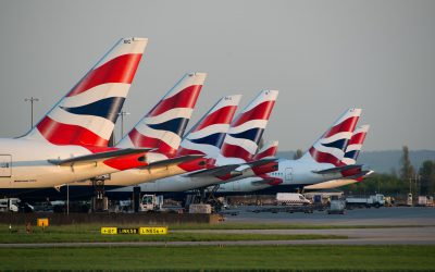 British Airways pilot strike